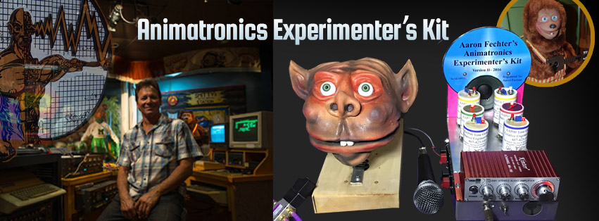 The Animatronics Experimenters Kit -